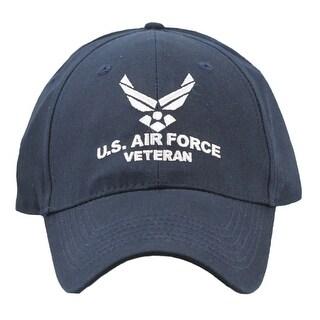 US Air Force Veteran Military Cap