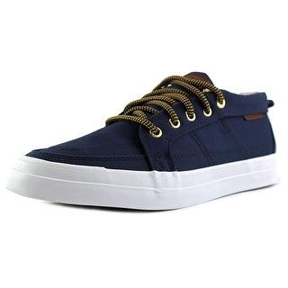 DVS Rivera Round Toe Canvas Sneakers