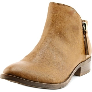 Fergalicious Nash Pointed Toe Synthetic Bootie