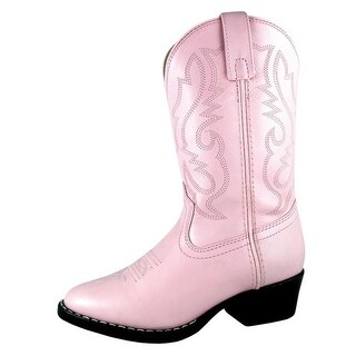 Smoky Mountain Boots Western Girls Denver Western Toe Pink