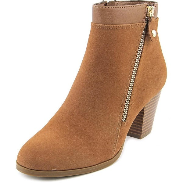 Style & Co. Womens Jenell Almond Toe Ankle Fashion Boots