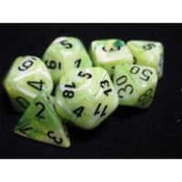 Manufacturing 27430 Vortex Bright Green With Black Numbering Dice