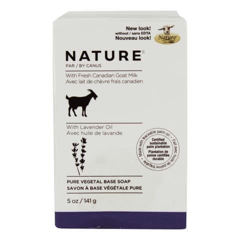 Canus - Goat's Milk Bar Soap Lavender Oil - 5 oz. - 5 Ounce
