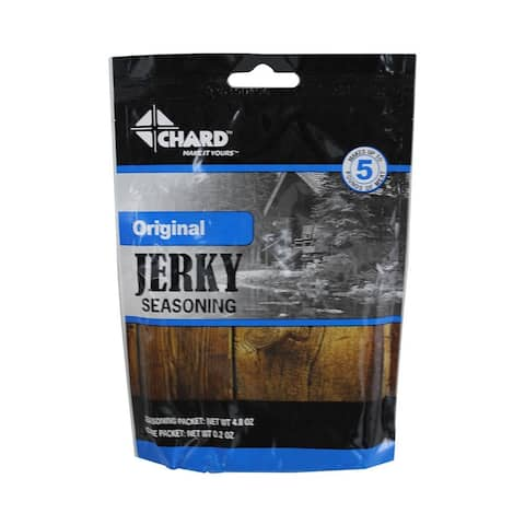 Chard JSO-5C Original Jerky Seasoning