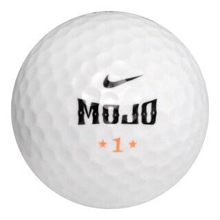 100 Nike MOJO - Mint (AAAAA) Grade - Recycled (Used) Golf Balls