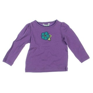 Hartstrings Cotton Solid Casual Top - 12 mo