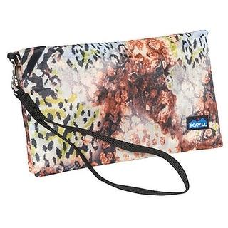 KAVU Clutch-n-go Wallet, Purse Jungle Print 951-177 - Multi