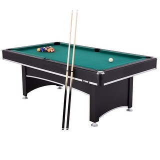 Triumph Phoenix 7' Billiard Table & Removable Table Tennis Top / 45-6840