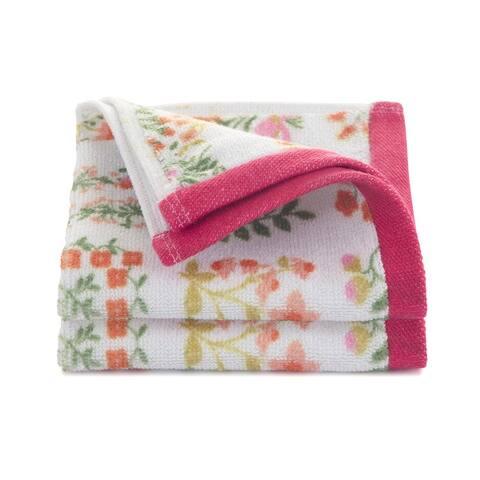 Lady Pepperell 2-Piece Wash Cloth Set - 12x12