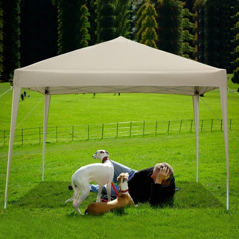 3 x 3m Outdoor Practical Waterproof Right-Angle Folding Tent