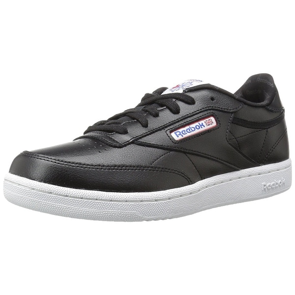 7964a67902922 Shop Kids Reebok Girls Club c Low Top Lace Up Fashion Sneaker - Free ...