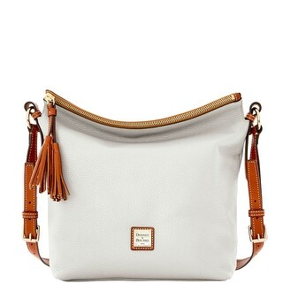 Dooney & Bourke Pebble Grain Small Dixon (Introduced by Dooney & Bourke at $248 in Jul 2016) - White