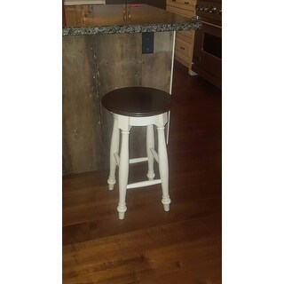Shop Furniture Of America Lanie Country Style Two Tone