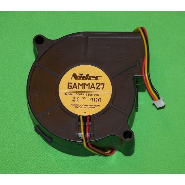 Projector Intake Fan - D06F-12SS6 01B