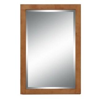 "Sagehill Designs LS2436M Lincoln Street 24"" Single Door Mirrored Medicine Cabinet"