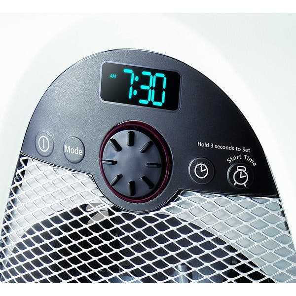 Amazing Shop Holmes Bathroom Heater With Preheat Timer White 12 85 Download Free Architecture Designs Jebrpmadebymaigaardcom