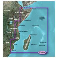 Garmin VAF001R - Eastern Africa SD card Navigational Software