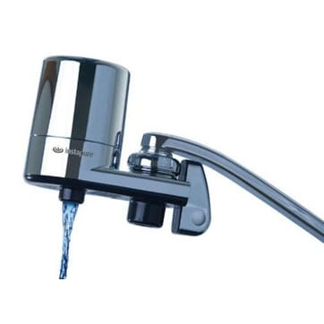 Instapure F5BCC3P-1ES F5 Complete Faucet Filter System