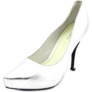 Chinese Laundry Pico Women  Pointed Toe Synthetic Silver Heels