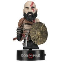 "God of War (2018) Kratos 6"" Solar-Powered Body Knocker - multi"