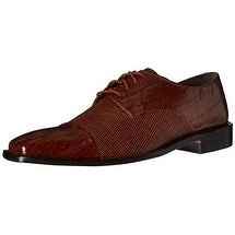Stacy Adams Mens Gatto Leather Lace Up Dress Oxfords