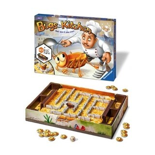 Ravensburger Bugs in the Kitchen Children's Board Game