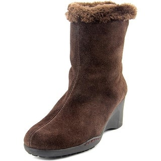 Aerosoles Attorney Women Round Toe Suede Winter Boot