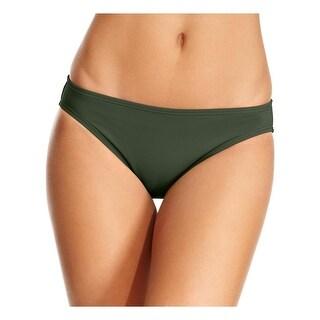 MICHAEL Michael Kors Womens Stretch Bikini Swim Bottom Separates