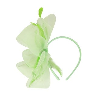 August Accessories Women's Embellished Headbands - Lime - os
