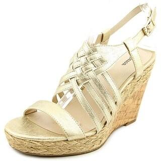 Style & Co Raylynn Women  Open Toe Synthetic  Wedge Sandal