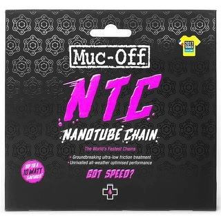 Muc-Off NTC Nanotube Bicycle Chain - 11 Speed, 116 Links, Shimano Dura Ace - 417