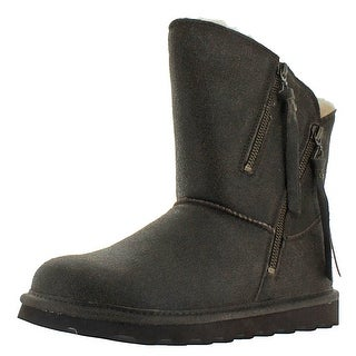 Bearpaw Mimi Women's Short Sheepskin Boots