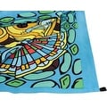 "Handmade 100% Cotton Grateful Dead ""Terrapin Dance"" Psychedelic Tapestry Dorm - Thumbnail 3"