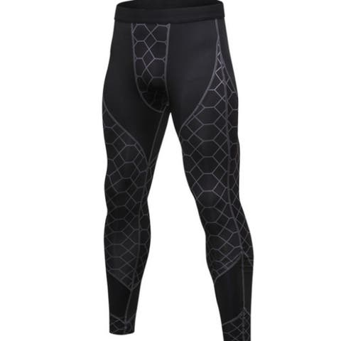 Men's Compression Pants Baselayer Cool Dry Sports Tights Leggings