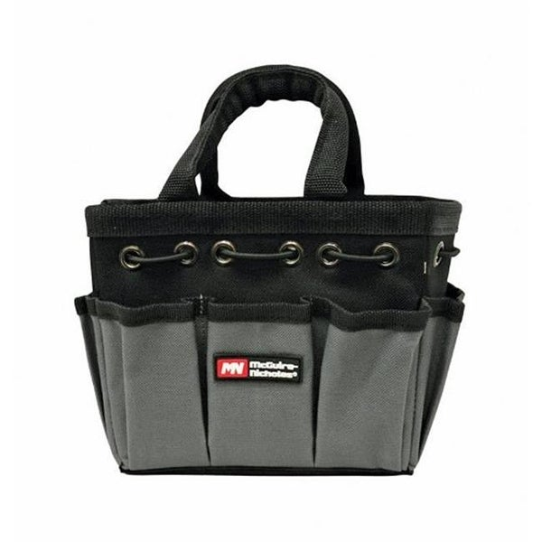 Brown Bag Company 22565 1 Mighty Compact Tool Storage Tote Gray