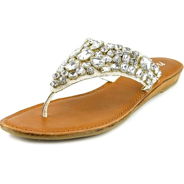 Matisse Ozzie   Open Toe Leather  Thong Sandal