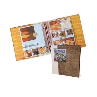 Bo Bunny Farmers Market Project Kit Binder