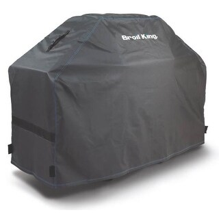 Broil King 68470 Heavy Duty PVC/Polyester Grill Cover