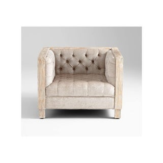 Cyan Design 5694 Mr. Bogart Chair - heritage oak