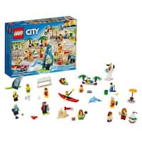 LEGO(R) City Town People Fun at the Beach Pack (60153)