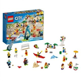 LEGO City Town People Fun at the Beach Pack (60153)
