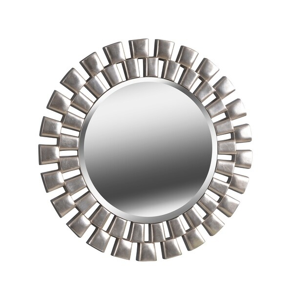 "Hera Sunburst Wall Mirror - 36"" Dia. - 36"" Dia.. Opens flyout."