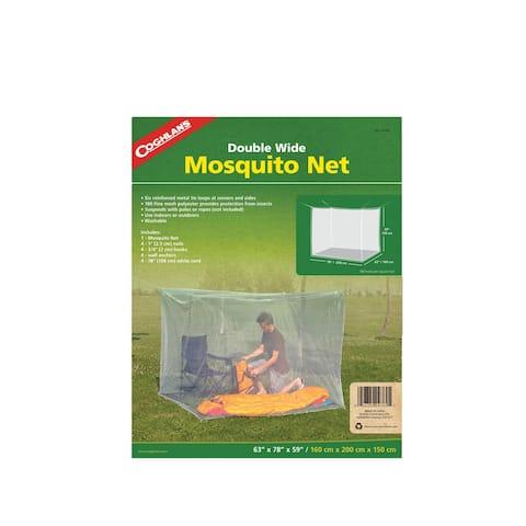 Coghlans 9760 coghlans 9760 mosquito net - double - white