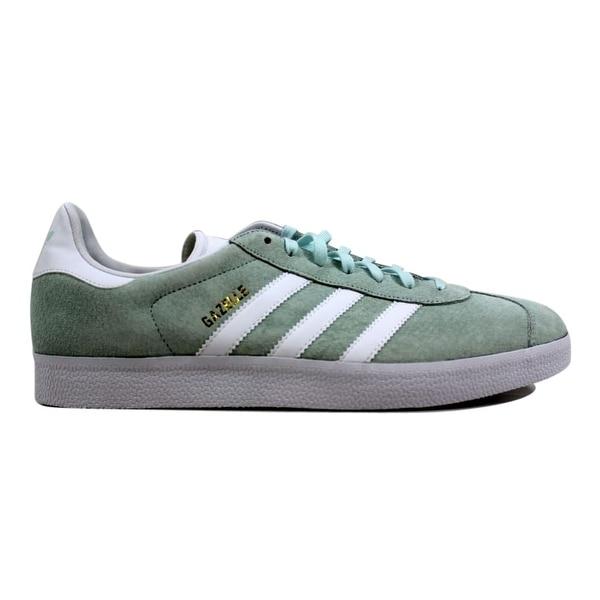 new concept c7646 8fb53 Clothing   Shoes     Shoes     Men s Shoes     Men s Athletic Shoes. Adidas  Gazelle Mint Green White-Gold Metallic Men  x27 s BB5473 Size