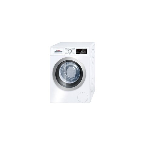 Bosch WAT28401U 24 Inch Wide 2.2 Cu. Ft. Energy Star Rated Front Loading Washer with AquaShield - White