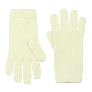 Portolano Womens Winter Gloves 100% Cashmere Classic - o/s