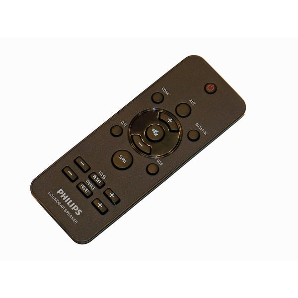 NEW OEM Philips Remote Control Originally Shipped With: HTL2101A, HTL2101A/F7