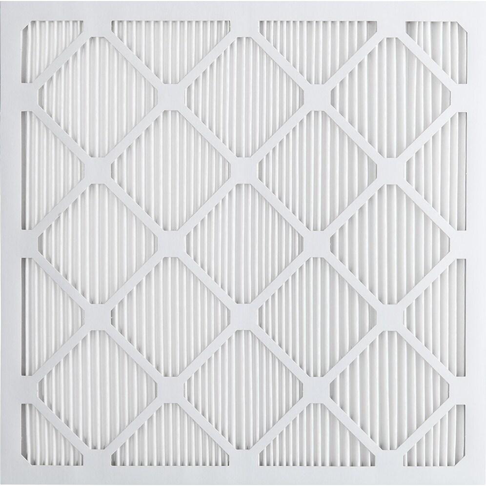 Nordic Pure 16x16x1 MERV 12 Tru Mini Pleat AC Furnace Air Filters 6 Pack