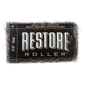 "Restore RRC-20114 Deck Board Roller Cover, 4"""