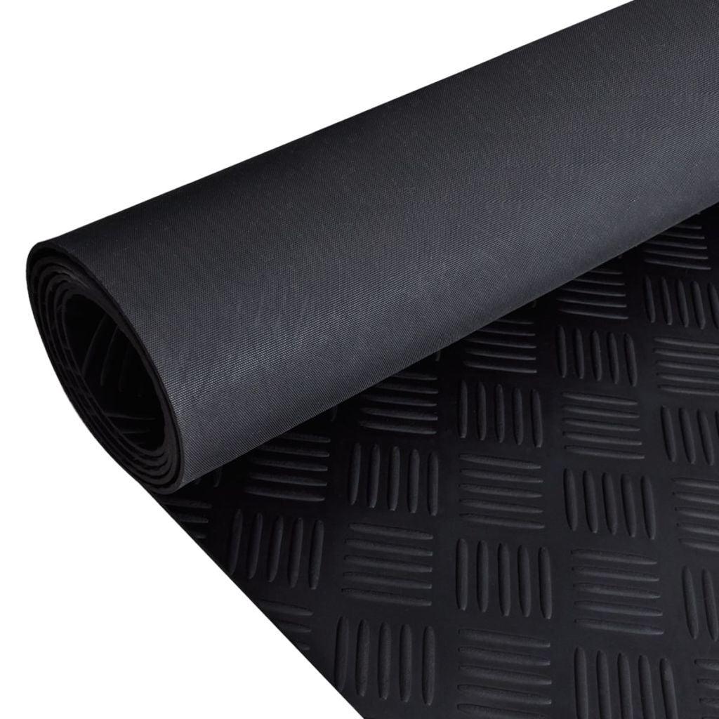 Vidaxl Rubber Floor Mat Anti Slip